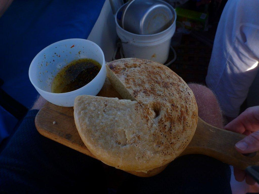 solar bread