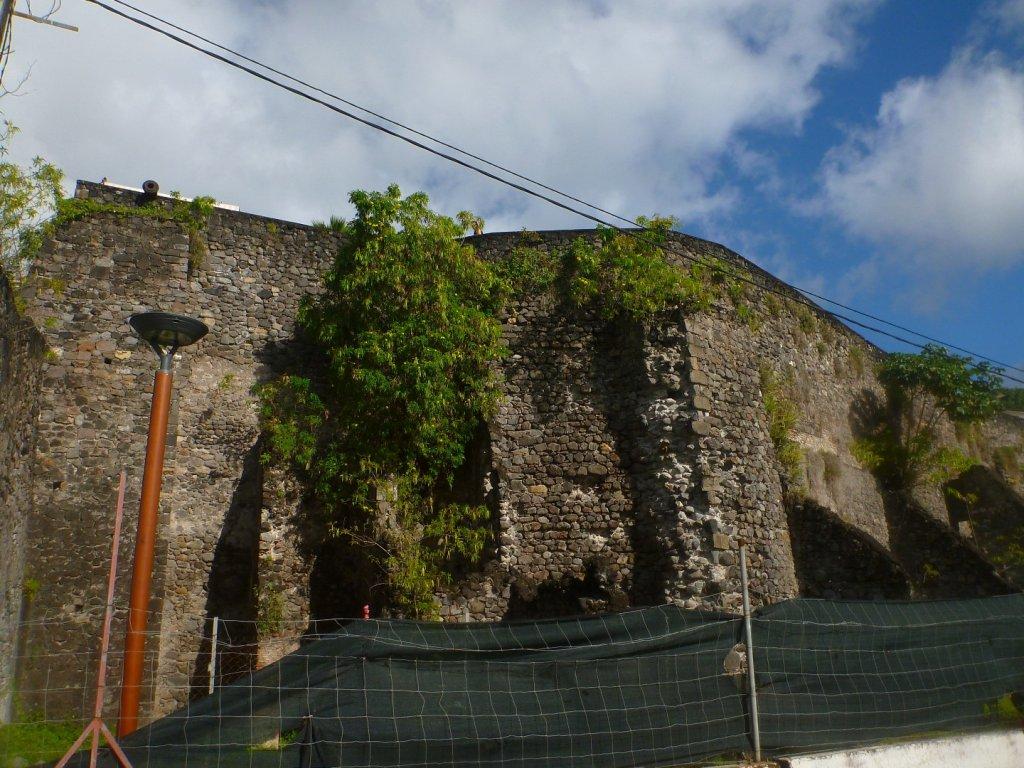 walls of st pierre