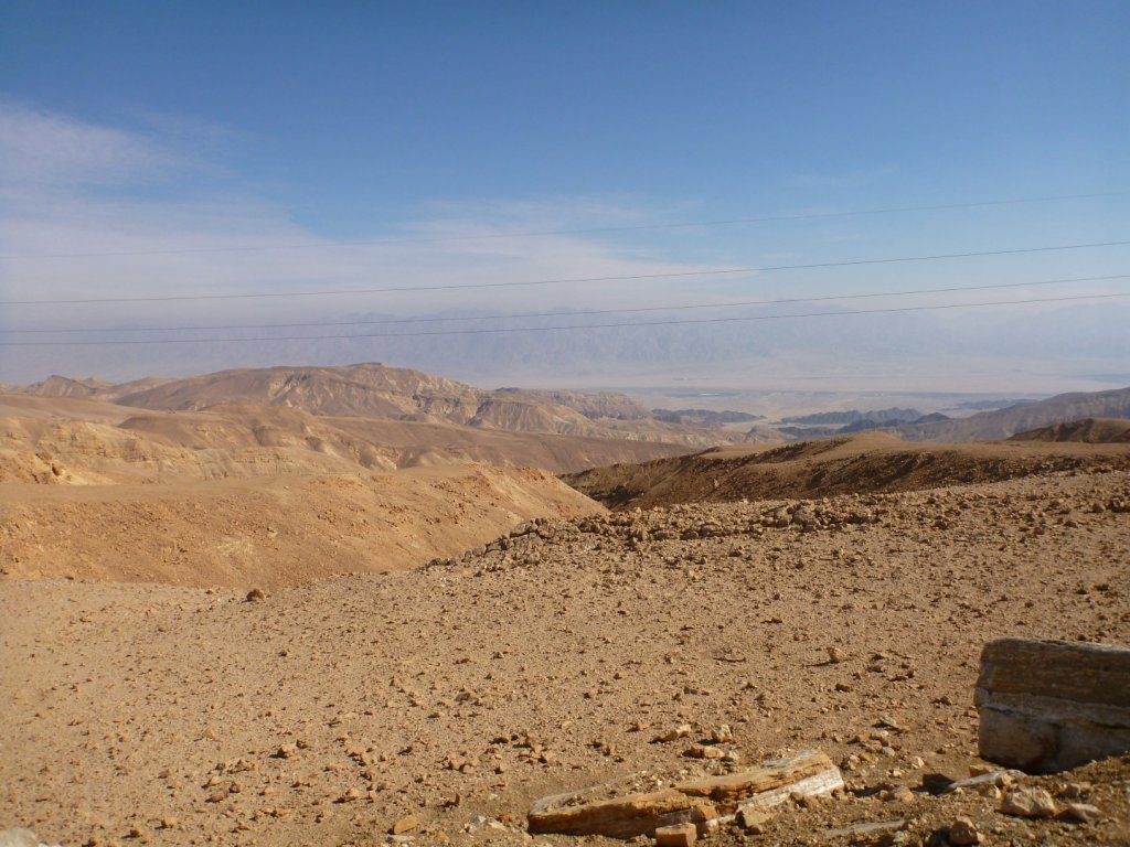end of the negev