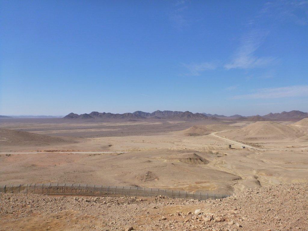 huge land scape