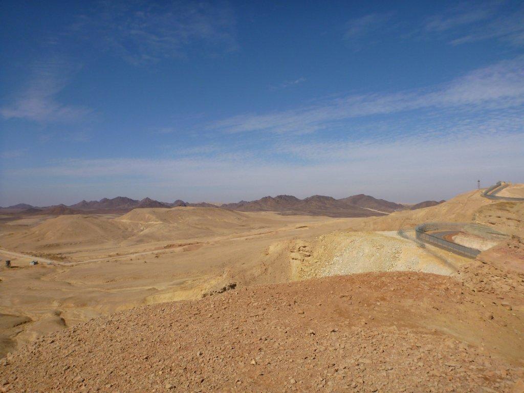so much desert