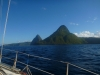Pitons not as far