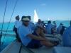 The crew of Tida Wave