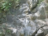 waterfall dried up