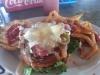 best cheese burger in carribean