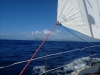 Approaching Martinique