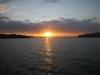 Sunrise on Lake Gatun